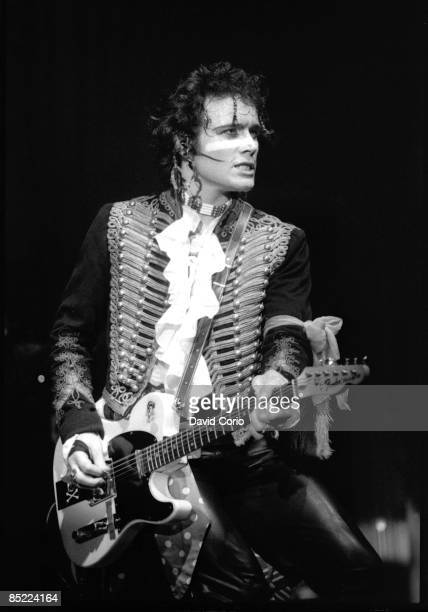 VENUE Photo of ADAM THE ANTS Adam Ant peforming at The Venue London UK 28Apr81