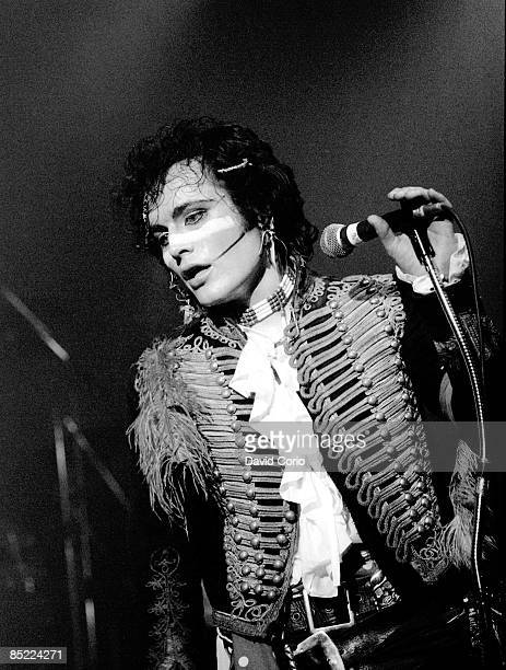 VENUE Photo of ADAM THE ANTS Adam Ant performing at The Venue London UK 28Apr81