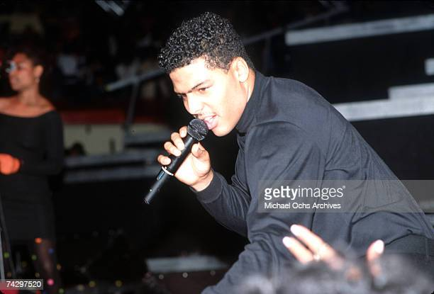 Photo of Al B Sure Photo by Michael Ochs Archives/Getty Images