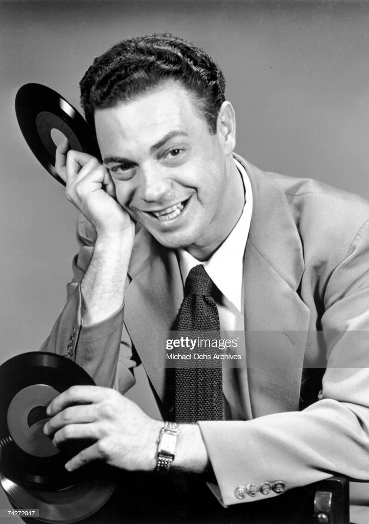 Photo of Alan Freed Photo by Michael Ochs Archives/Getty Images
