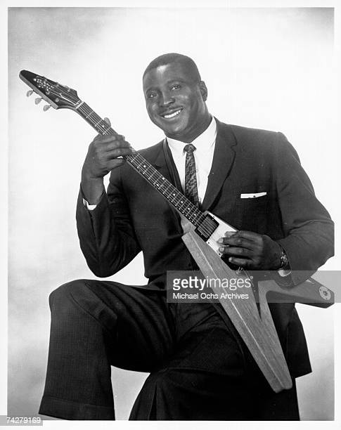 Photo of Albert King Photo by Michael Ochs Archives/Getty Images