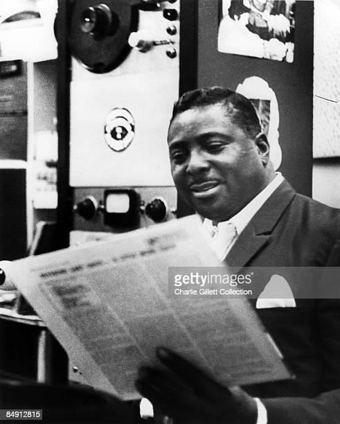 Photo of Albert KING Posed in studio