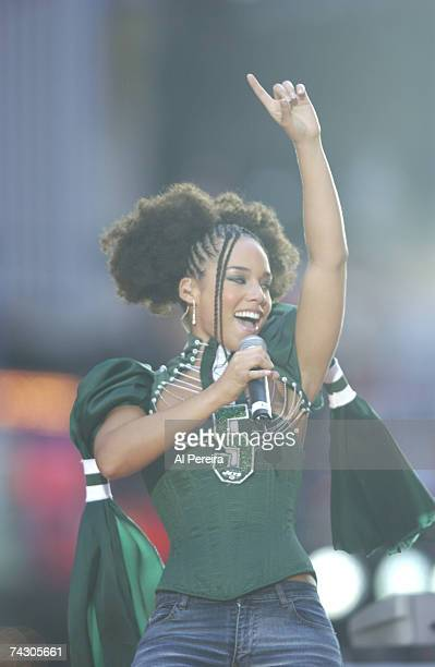Photo of Alicia Keyes Photo by Al Pereira/Michael Ochs Archives/Getty Images