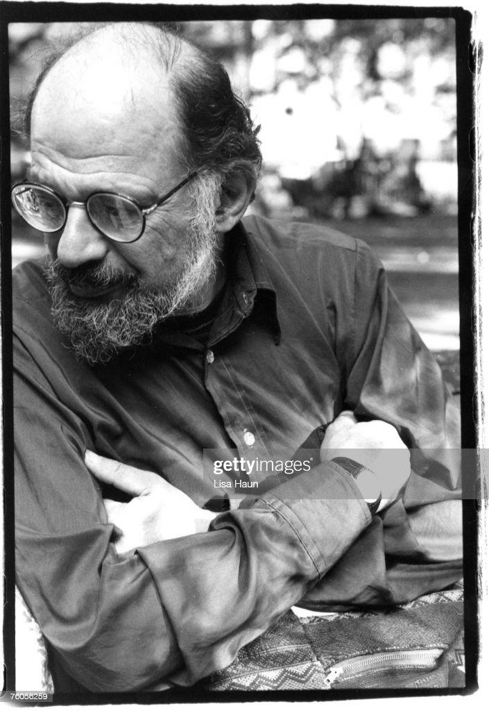 Photo of Allen Ginsberg