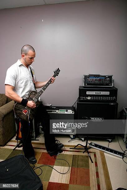 USA Photo of ALTER BRIDGE and Mark TREMONTI guitarist with Alter Bridge
