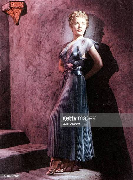 Photo of American actress June Haver