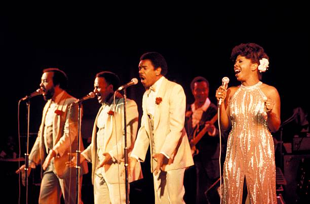 Photo Of Gladys Knight Amp The Pips Pictures Getty Images