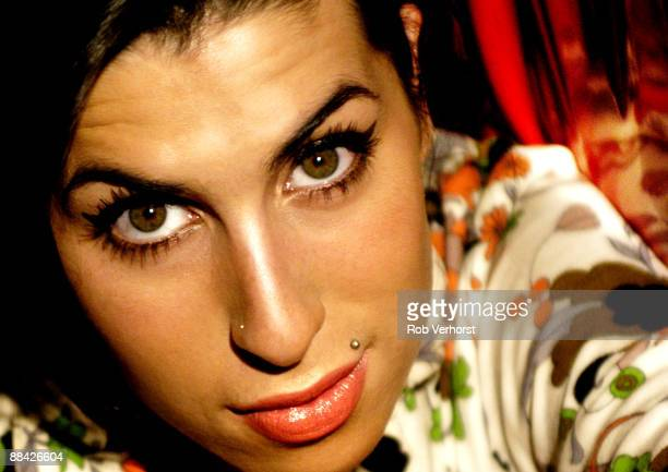 ROTTERDAM Photo of Amy WINEHOUSE Amy Winehouse Rotterdam