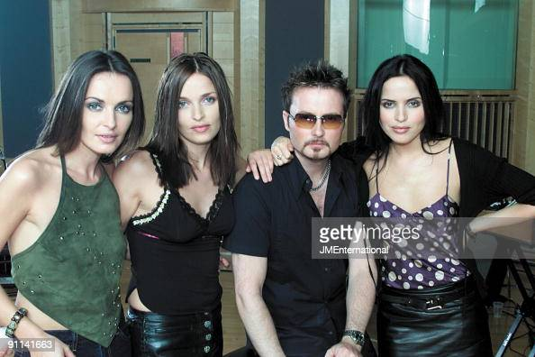 Photo Of Andrea Corr And Corrs And Jim Corr And Sharon