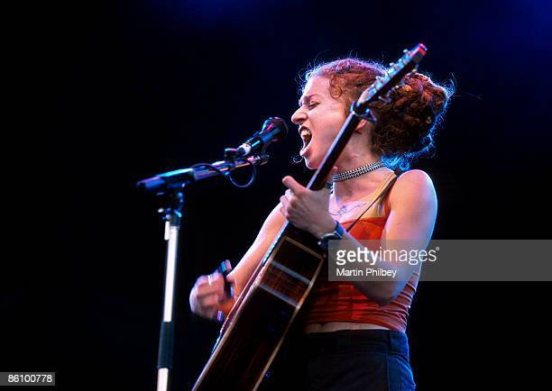 Photo of Ani DI FRANCO Ani DiFranco Melbourne International Music and Blues Festival Melbourne Australia