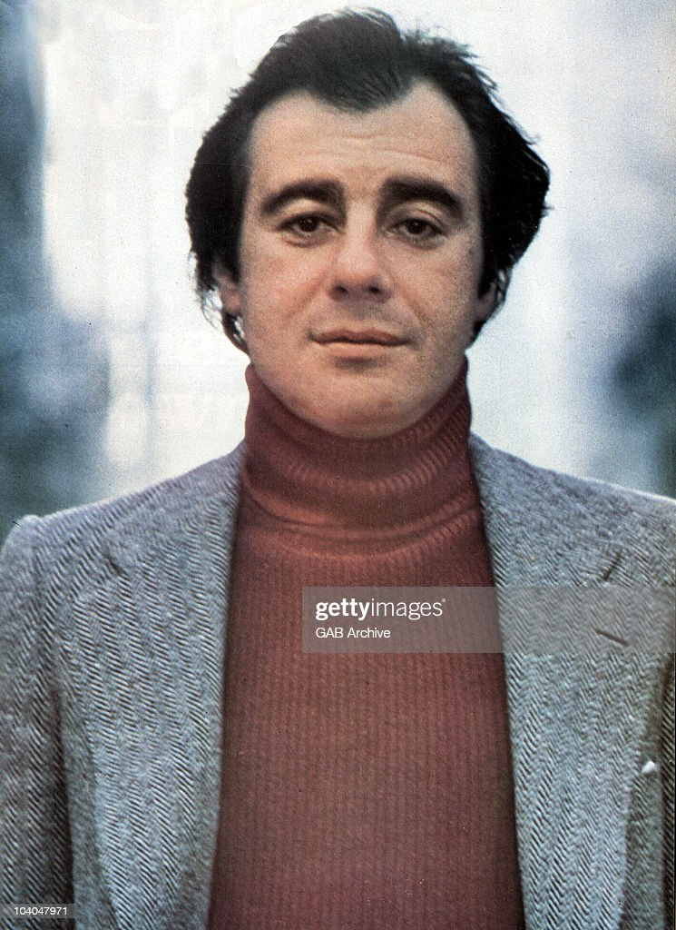 Photo of Argentine composer Lalo Schifrin