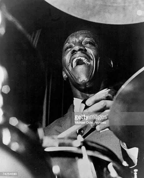 Photo of Art Blakey Photo by Michael Ochs Archives/Getty Images