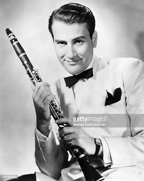 Photo of Artie Shaw Photo by Michael Ochs Archives/Getty Images