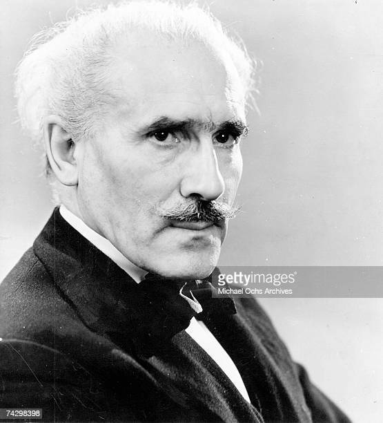 Photo of Arturo Toscanini Photo by Michael Ochs Archives/Getty Images