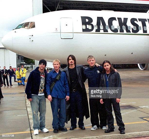 Photo of BACKSTREET BOYS