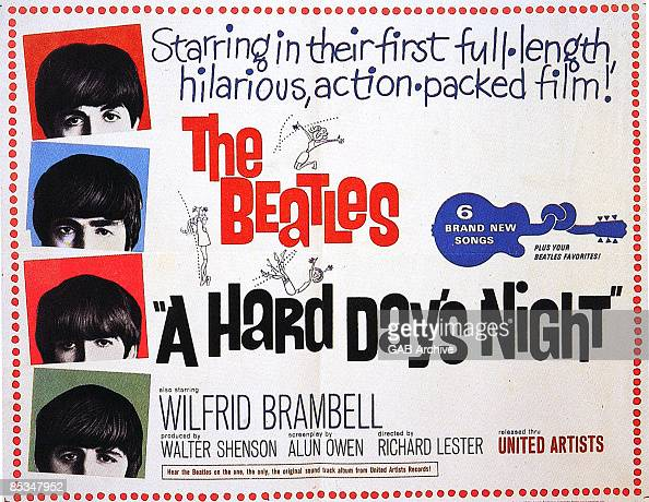 a hard day s night movie analysis Photo: disney celebrating its 50th anniversary this summer, the classic beatles movie a hard day's night, newly remastered and back in theaters, looks and sounds better than ever.