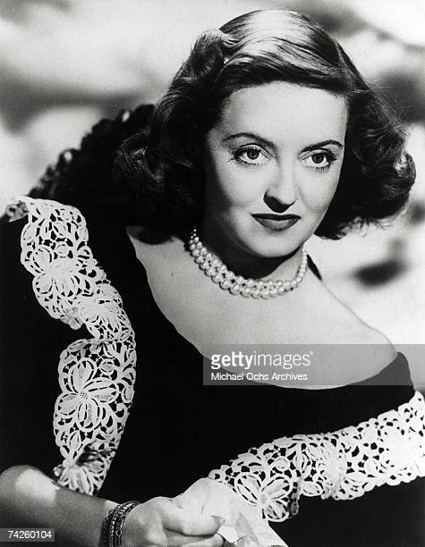 Photo of Bette Davis Photo by Michael Ochs Archives/Getty Images