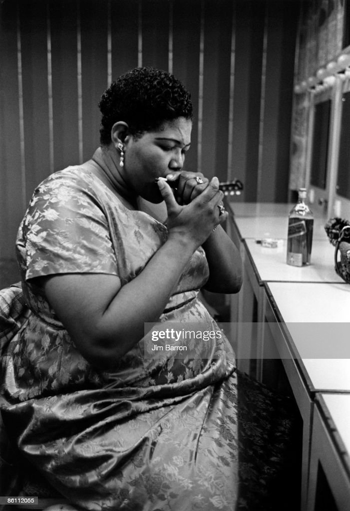 Big Mama Thornton Big Mama the Queen at Monterey