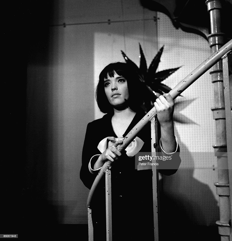 photo of billie davis pictures getty images go photo of billie davis posed on set at television house kingsway