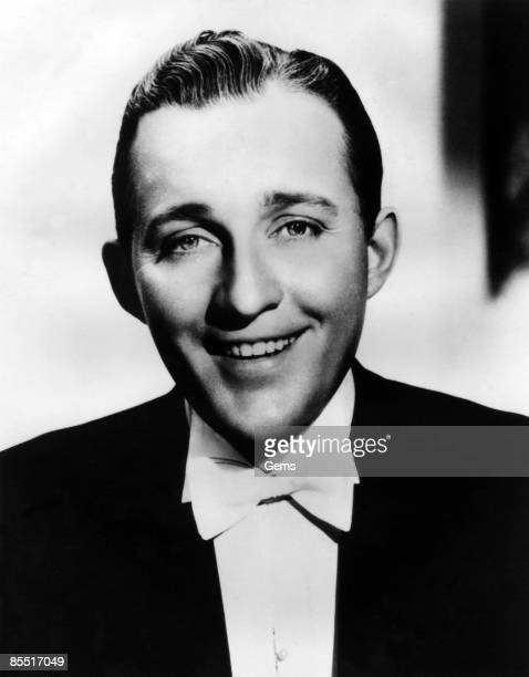 Photo of Bing CROSBY Posed portrait of Bing Crosby