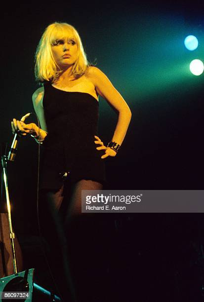 Photo of BLONDIE Debbie Harry
