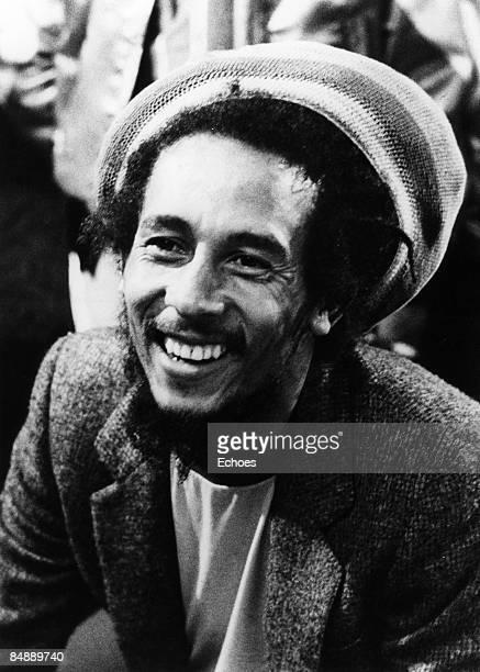 Photo of Bob MARLEY Posed portrait of Bob Marley