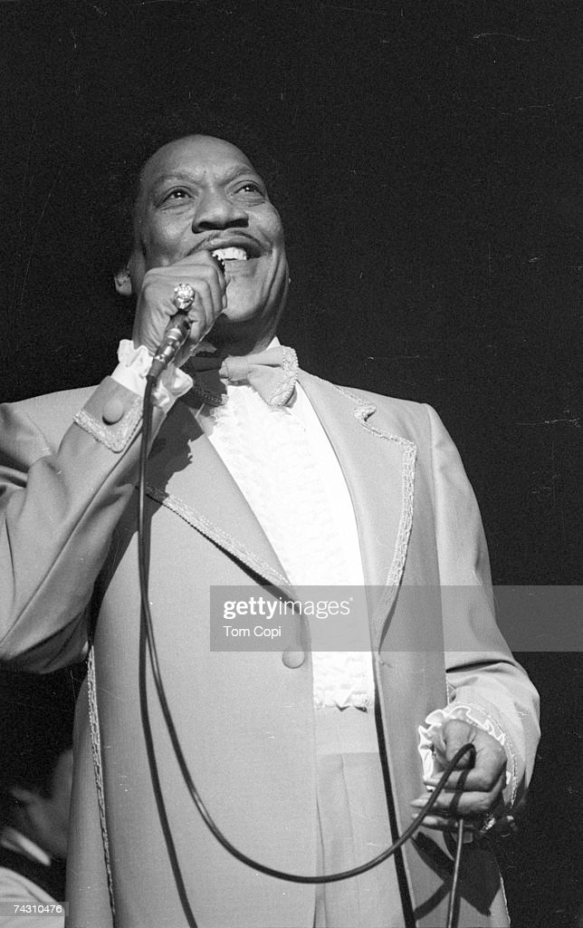 Photo of Bobby Bland Photo by Tom Copi/Michael Ochs Archives/Getty Images