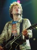 Photo of BON JOVI Jon Bon Jovi live at Gelredome Arnhem