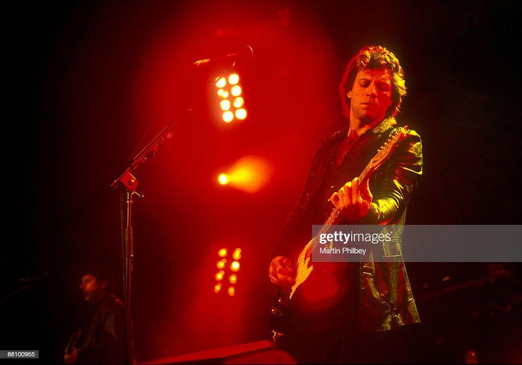 Photo of BON JOVI; Jon Bon Jovi