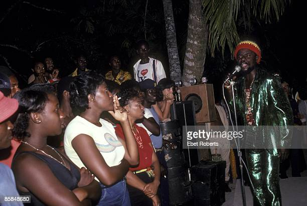 Photo of Bongo HERMAN and REGGAE Bongo Herman