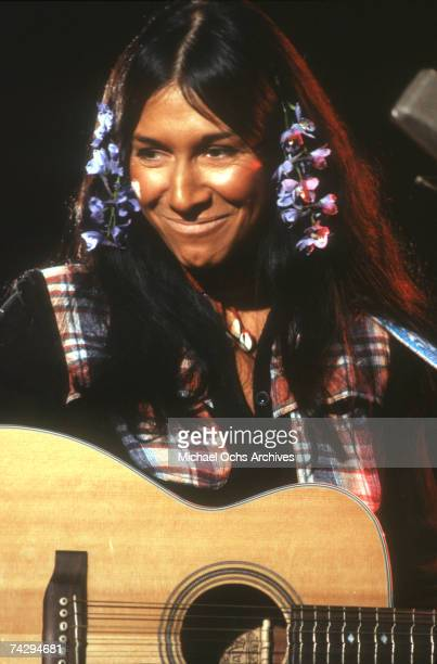 Photo of Buffy SainteMarie Photo by Michael Ochs Archives/Getty Images
