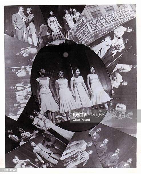 THEATER Photo of CADILLACS Montage of acts performing at the Apollo