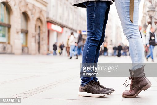 Photo of Carefree lovers : Stock Photo