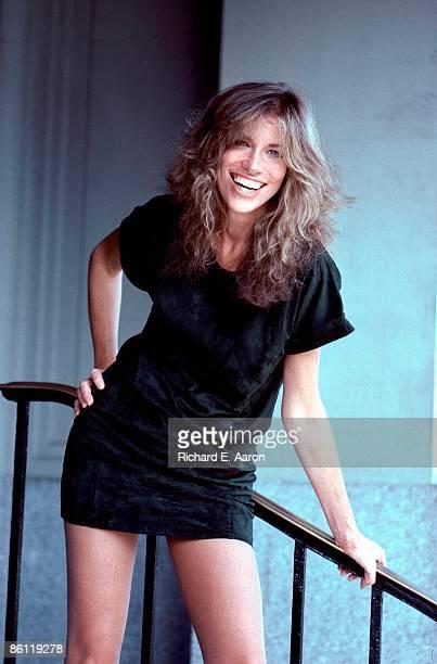 Photo of Carly SIMON Record Company photoshoot