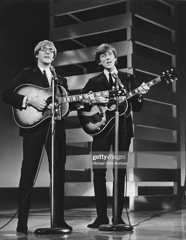 Photo of Chad and Jeremy Photo by Michael Ochs Archives/Getty Images