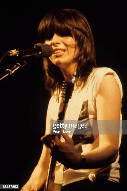 Photo of Chrissie HYNDE and PRETENDERS Chrissie Hynde