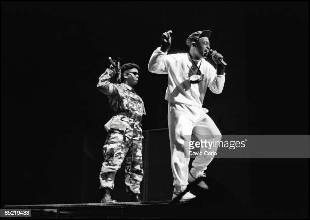 ODEON Photo of Chuck D and PUBLIC ENEMY Chuck D