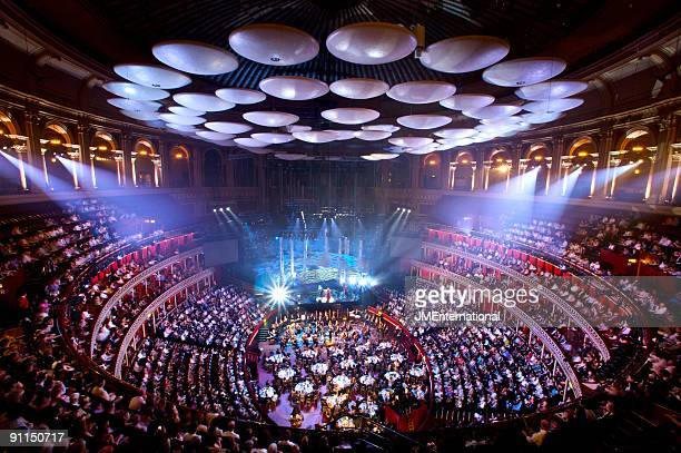 HALL Photo of CLASSICAL BRIT AWARDS Interior of the Royal Albert Hall during the Classical Brit Awards