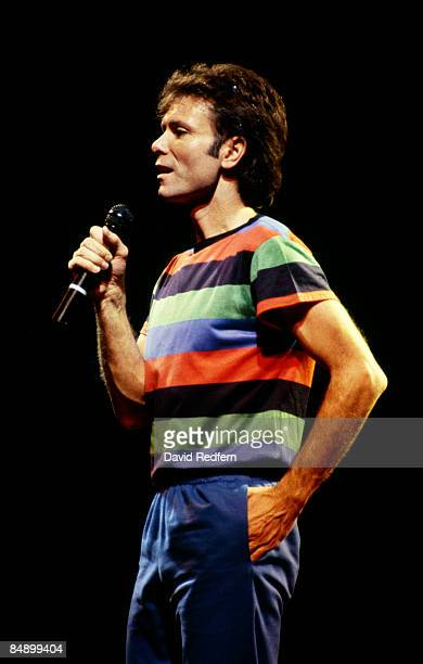 Photo of Cliff RICHARD Cliff Richard performing on stage