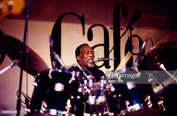 Photo of Clyde STUBBLEFIELD Performing live onstage