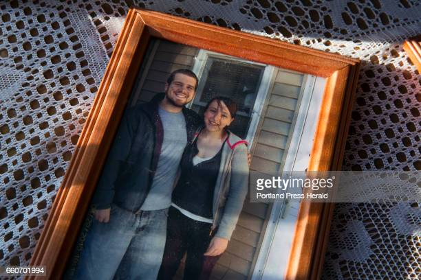 A photo of Corey Coburn's and his sister Meghan Stuart Corey overdosed on fentanyl in November 2015 Much as she loved him when he was using and...