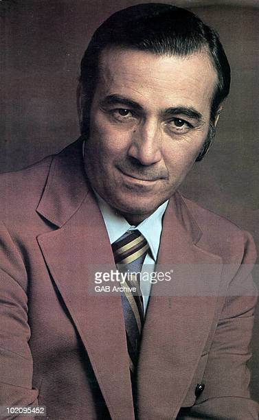 Photo of Country Music singer and songwriter Faron Young