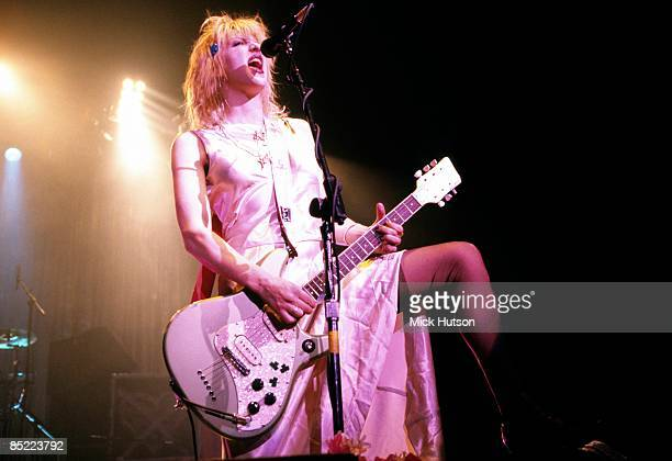 ASTORIA Photo of Courtney LOVE and HOLE Courtney Love