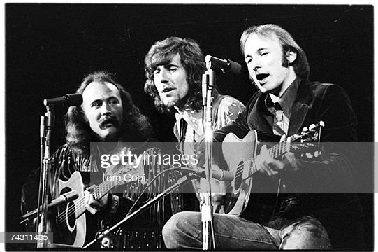 Photo of Crosby Stills Nash Photo by Tom Copi/Michael Ochs Archives/Getty Images