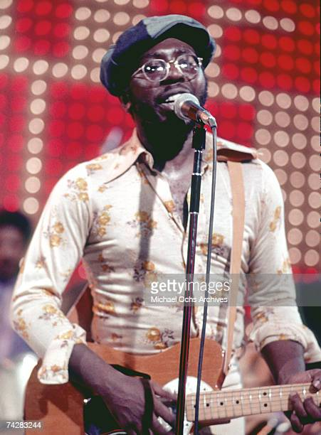 Photo of Curtis Mayfield Photo by Michael Ochs Archives/Getty Images