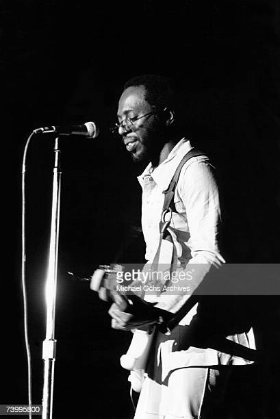 Photo of Curtis Mayfield