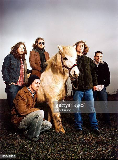 Photo of Danny CASH and MY MORNING JACKET and Patrick HALLAHAN and TwoTone TOMMY and Jim JAMES and Johnny QUAID LR Patrick Callahan TwoTone Tommy Jim...