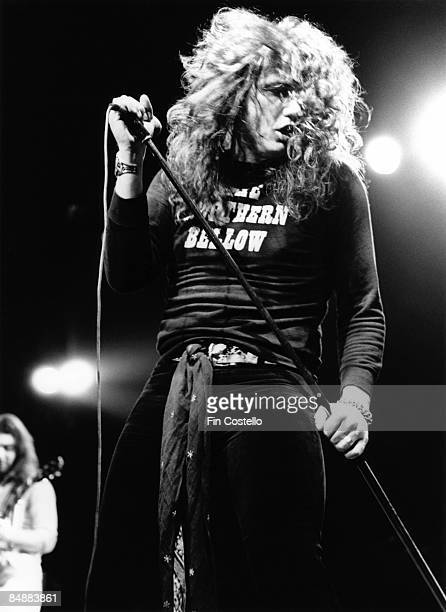 ODEON Photo of David COVERDALE and WHITESNAKE David Coverdale performing live onstage