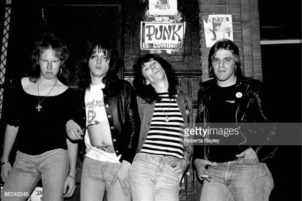 S Photo of DEAD BOYS The Dead Boys at CBGB