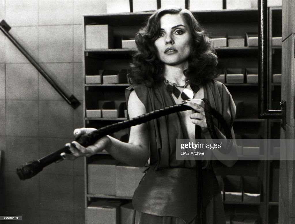Photo of Debbie HARRY; In 'Videodrome'